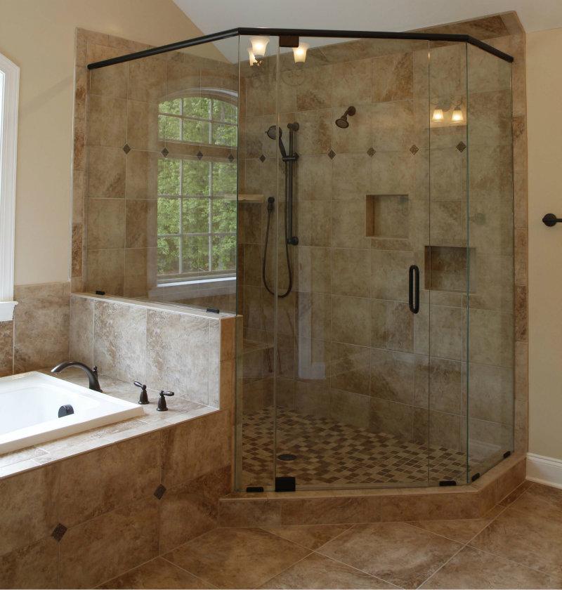 Bathroom Remodel GC Builders - Bathroom remodel burlington nc